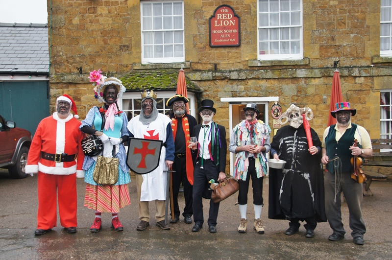 Boxing Day Mummers 2012